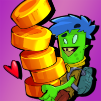 Coin Scout – Idle Clicker Game 1.07 APK Cracked Downlaod – PRO for android
