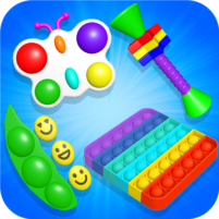 Fidget Toys Calming Games Sensory kit anti anxiety  1.0.7 APK Cracked Downlaod – PRO for android