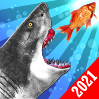 Hungry Shark Attack Game 3D 2.2 APK Cracked Downlaod – PRO for android