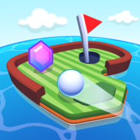 Mini Golf Worlds  1.5.611 APK Cracked Downlaod – PRO for android