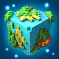 Planet of Cubes Craft Survival 2.0.2 APK Cracked Downlaod – PRO for android