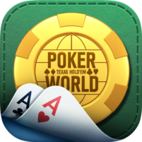 Poker World: Texas hold'em  3.160 APK Cracked Downlaod – PRO for android