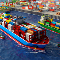 Port City: Ship Tycoon  1.1.2 APK Cracked Downlaod – PRO for android