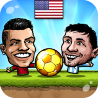 ⚽Puppet Soccer 2014 – Big Head Football 🏆  3.1.6 APK Cracked Downlaod – PRO for android