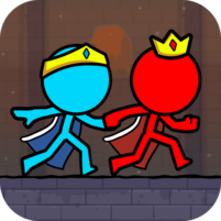 Red and Blue Stickman : Season 2  1.4.5 APK Cracked Downlaod – PRO for android
