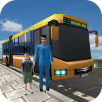 School Bus Driver: Kids Fun 2.8 APK Cracked Downlaod – PRO for android