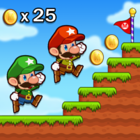Super Billy's World: Jump & Run Adventure Game  1.1.4.185 APK Cracked Downlaod – PRO for android
