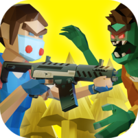 Two Guys & Zombies 3D: Online game with friends 0.24 APK Cracked Downlaod – PRO for android