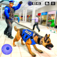 US Police Dog Shopping Mall Crime Chase 2021  4.1 APK Cracked Downlaod – PRO for android