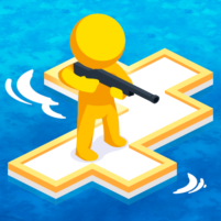 War of Rafts Crazy Sea Battle  0.22.1 APK Cracked Downlaod – PRO for android