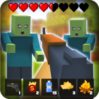 Zombie Craft Survival 3D: Free Shooting Game 42 APK Cracked Downlaod – PRO for android