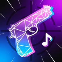 Beat Fire 3D:EDM Music Shooter 1.0.4 APK Cracked Downlaod – PRO for android