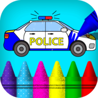 Car coloring : kids doodle drawing games for kids 1.3.4 APK Cracked Downlaod – PRO for android