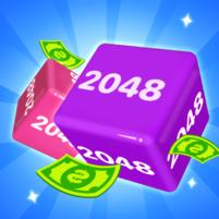 Chain Cube 3D: Drop The Number 2048 1.0.3 APK Cracked Downlaod – PRO for android