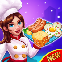 Cooking Delight Cafe Chef Restaurant Cooking Games 2.3 APK Cracked Downlaod – PRO for android
