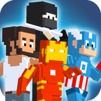 Crossy Heroes: Avengers of Smashy City 1.22.2 APK Cracked Downlaod – PRO for android