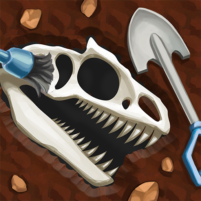 Dino Quest Dig & Discover Dinosaur Game Fossils  1.8.6 APK Cracked Downlaod – PRO for android