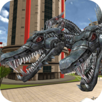 Dragon Robot 2 2.3 APK Cracked Downlaod – PRO for android