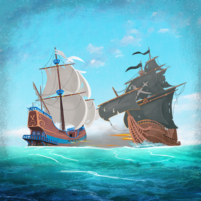 Elly and the Ruby Atlas – FREE Pirate Games  2.52 APK Cracked Downlaod – PRO for android