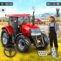 Farming Game 2021 – Free Tractor Driving Games 1.1.1 APK Cracked Downlaod – PRO for android