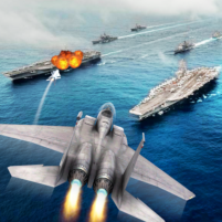 Fighter Jet Air Strike – New 2020, with VR 8.0 APK Cracked Downlaod – PRO for android