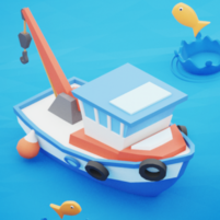 Fish idle: hooked tycoon. Fishing boat, hooking  4.0.20 APK Cracked Downlaod – PRO for android