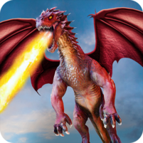 Flying Dragon Battle Simulator : City Attack 1.6.0 APK Cracked Downlaod – PRO for android
