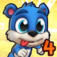 Fun Run 4 Multiplayer Games  1.2.1 APK Cracked Downlaod – PRO for android