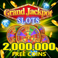 Grand Jackpot Slots – Free Casino Machine Games 1.0.54 APK Cracked Downlaod – PRO for android