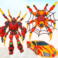 Grand Robot Transform Spider Games 1.6 APK Cracked Downlaod – PRO for android