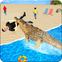Hungry Crocodile Simulator Attack 2.1 APK Cracked Downlaod – PRO for android