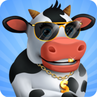 Idle Cow Clicker Games: Idle Tycoon Games Offline  3.1.4 APK Cracked Downlaod – PRO for android