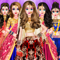 Indian Bride Stylist Dressup & Beauty Makeup Game 1.0.6 APK Cracked Downlaod – PRO for android