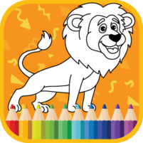 Kids Coloring Book : Cute Animals Coloring Pages 1.0.1.7 APK Cracked Downlaod – PRO for android
