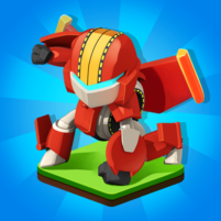 Merge Robots – Click & Idle Tycoon Games 1.6.5 APK Cracked Downlaod – PRO for android