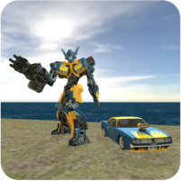 Muscule Car Robot 2.3 APK Cracked Downlaod – PRO for android