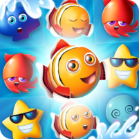 Ocean Blast – Match 3 Puzzler Game 6.9.0 APK Cracked Downlaod – PRO for android