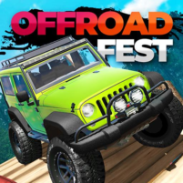 Offroad Fest 4×4 SUV Simulator Game  0.2.9 APK Cracked Downlaod – PRO for android