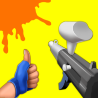 Paintball Shoot 3D – Knock Them All  2.2.1 APK Cracked Downlaod – PRO for android