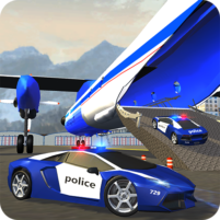 Police Plane Transporter Game 1.3.2 APK Cracked Downlaod – PRO for android