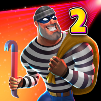 Robbery Madness 2: Stealth Master Thief Simulator 2.0.8 APK Cracked Downlaod – PRO for android