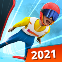 Ski Jumping 2021 0.9.76c APK Cracked Downlaod – PRO for android