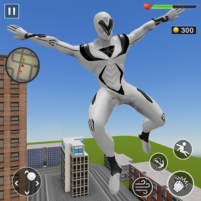 Super Rope Hero Spider Fight Miami City Gangster 1.0.9 APK Cracked Downlaod – PRO for android