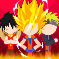 Super Stick Fight All-Star Hero: Chaos War Battle  2.1 APK Cracked Downlaod – PRO for android