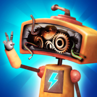 Tiny Robots Recharged 1.54 APK Cracked Downlaod – PRO for android