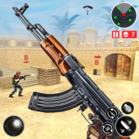 Army Shooting Games 2021-FPS Multiplayer Gun Games 1.1 APK Cracked Downlaod – PRO for android