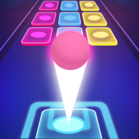 Beat Ball: Dancing Color Hop 2.0 APK Cracked Downlaod – PRO for android
