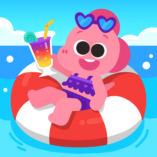 Cocobi Summer Vacation – Kids 1.2.0 APK Cracked Downlaod – PRO for android