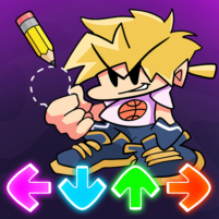 FNF Draw Music Battle  0.1.1 APK Cracked Downlaod – PRO for android