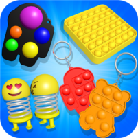 Fidget Toys Pop It Anti stress and Calming Games 1.0.4 APK Cracked Downlaod – PRO for android